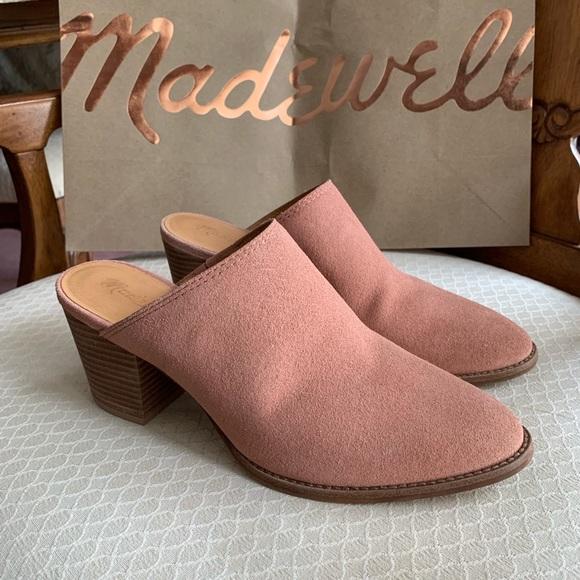 Madewell Shoes   Madewell Harper Mule